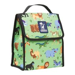 Wildkin Munch 'n Lunch Bag Wild Animals