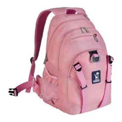 Wildkin Rip Stop Pink Serious Backpack