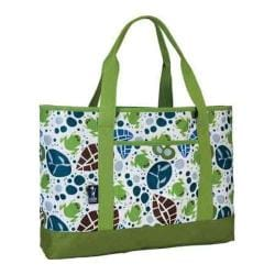 Women's Wildkin Tote-All Lily Frogs