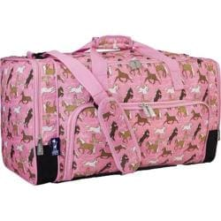 Women's Wildkin Weekender Horses in Pink