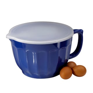 Melamine Batter Bowl/Lid (4 Quart)