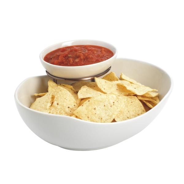 Chip & Dip Serve-ware Set of 3