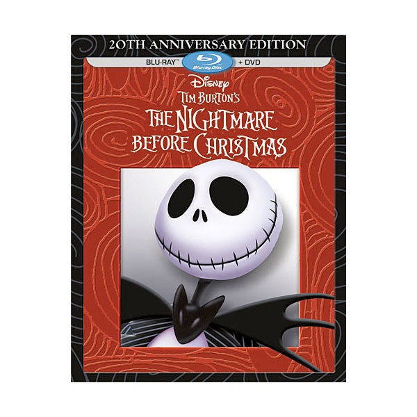 The Nightmare Before Christmas (20th Anniversary Edition) (Blu-ray/DVD) 11292104