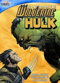 Marvel Knights: Ultimate Wolverine Vs. Hulk (DVD)