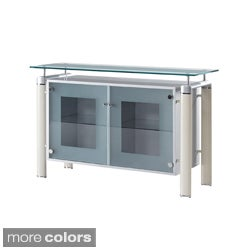 D88 Glass-Top Buffet