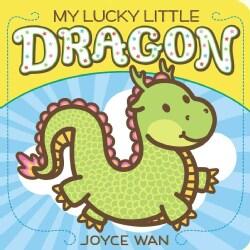 My Lucky Little Dragon (Board book)