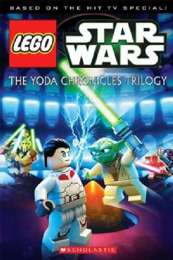 The Yoda Chronicles Trilogy (Paperback)