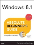 Windows 8.1 Absolute Beginner's Guide (Paperback)