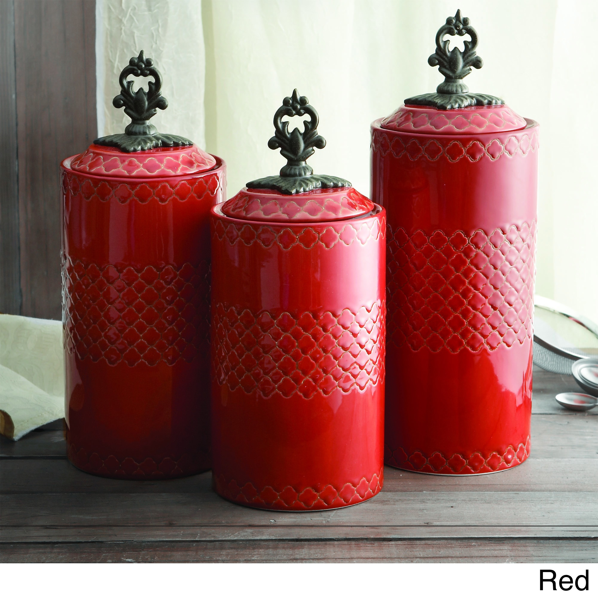 28 best kitchen canisters pewter plated 3 piece embossed