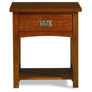 Mastercraft Collections Prairie Mission One Drawer Nightstand