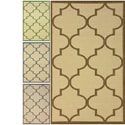nuLOOM Bold Modern Trellis Indoor Outdoor Area Rug (5' 3