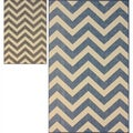 nuLOOM Modern Chevron Indoor Outdoor Area Rug (7'10 x 10'10)