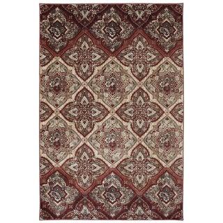American Rug Craftsmen Dryden Chapel Mesquite Rug (5'3 x 7'10)