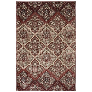 American Rug Craftsemn Dryden Chapel Mesquite Rug (9'6 x 12'11)
