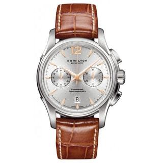 Hamilton Jazzmaster Automatic Chronograph Watch