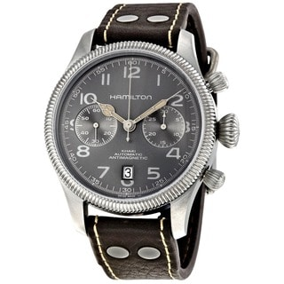 Hamilton Khaki Pioneer Auto Chrono Watch