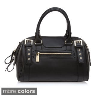 Steve Madden 'BMILLY' Buckle Detail Satchel