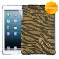 BasAcc Tiger Skin Diamante SmartSlim Case for Apple iPad Mini