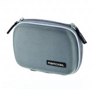 Memorex 98185 Gray Carrying Case for 4.3-inch Portable GPS Navigator