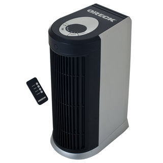 Oreck HEPA Silver Air Purifier (Refurbished)