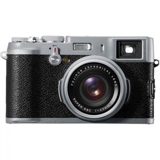 Fujifilm FinePix X100 12.3 Megapixel Bridge Camera - Black