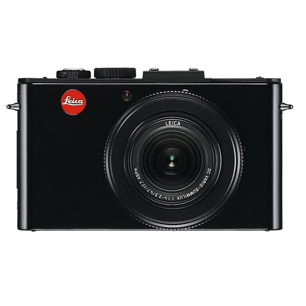 Leica D-Lux 6 10.1MP Black Digital Camera