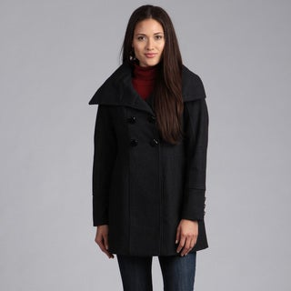 Velvet Heart Women's Double Breasted Coat