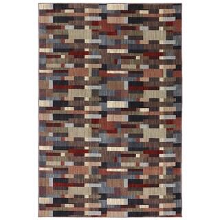 American Rug Craftsmen Dryden Passage Ashen Rug (5'3 x 7'10)