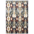 American Rug Craftsmen Madison Eastman Orin Blue Rug (5'3 x 7'10)