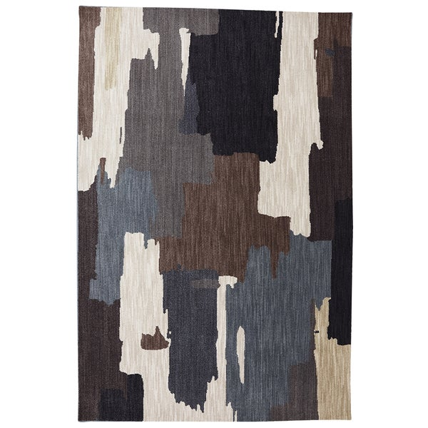 American Rug Craftsmen Dryden Oak Park Flint Rug (5'3 x 7'10)