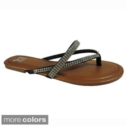 Betani by Beston Women's 'SOPHIA-2' Flip-flop Sandals
