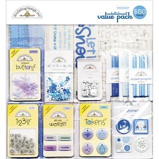 Embellishment Value Pack-Winter