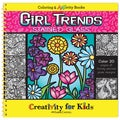 Girl Trends Stained Glass Kit-