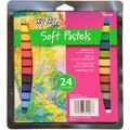 Pro Art Artist Pastels 24/Pkg-Assorted Colors