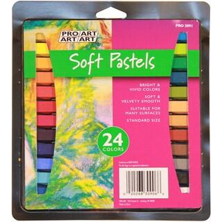 Pro Art Artist Pastels 24/Pkg-Assorted Colors