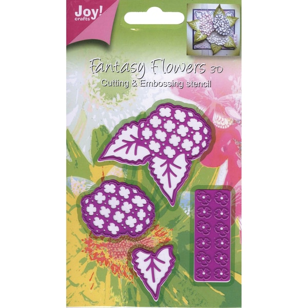Joy! Craft Dies-Fantasy Flowers 3D 2