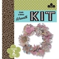 Create A Wreath Kit-Vintage Chic