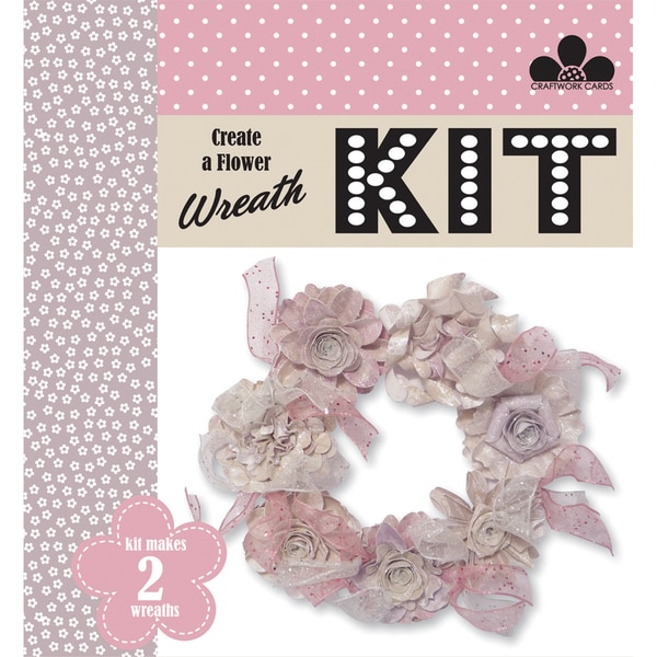 Create A Wreath Kit-Bohemian