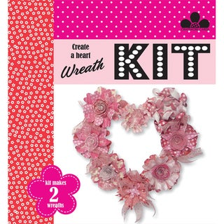 Create A Wreath Kit-Red Carpet