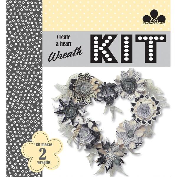 Create A Wreath Kit-Mr & Mrs