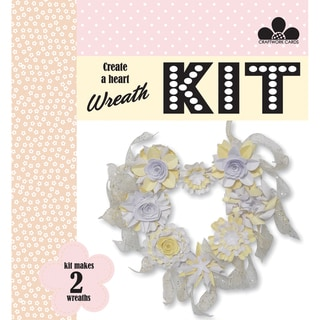 Create A Wreath Kit-Congratulations