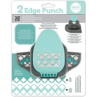 2 Edge Punch-Trellis