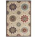 American Rug Craftsmen Madison Sweet Wyeth Sand Storm Rug (3'6 x 5'6)