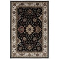 American Rug Craftsmen Madison Rockefeller Brown Rug (5'3 x 7'10)