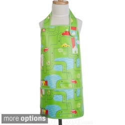 Jaq Jaq Bird Waterproof Artist Apron