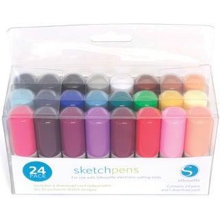 Silhouette Sketch Pen 24/Pkg-