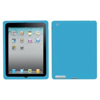 BasAcc Solid Baby Blue Case for Apple iPad 2/ 4