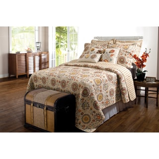 Andorra 3-piece Quilt Set