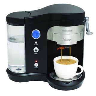Blue Tigres Black 'Suncana' Coffee Pod Brewer