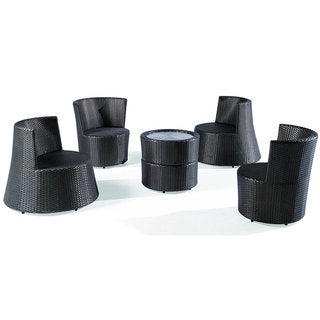 Totem Stackable Outdoor Set
